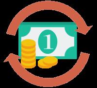 Jak zmienić typ oszczędności (np. z konta bankowego przejść na gotówkę)