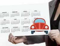 Jak podzielić wydatki dla pojazdu na okresy rozliczeniowe