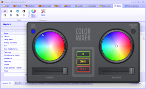 Mikser kolorów